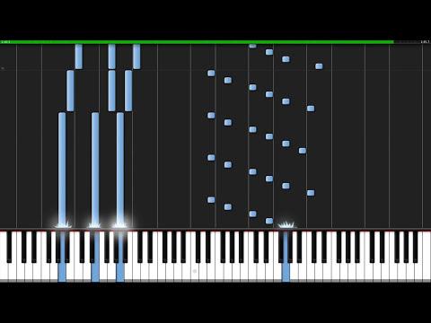 Kisetsu wa Tsugitsugi Shindeiku - Tokyo Ghoul √A (Ending) [Piano Tutorial] (Synthesia) // Kimpianime