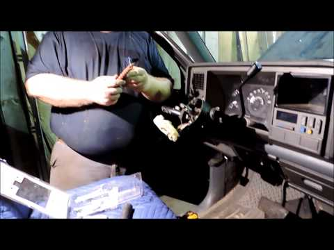 GM Tilt Steering Column Repair