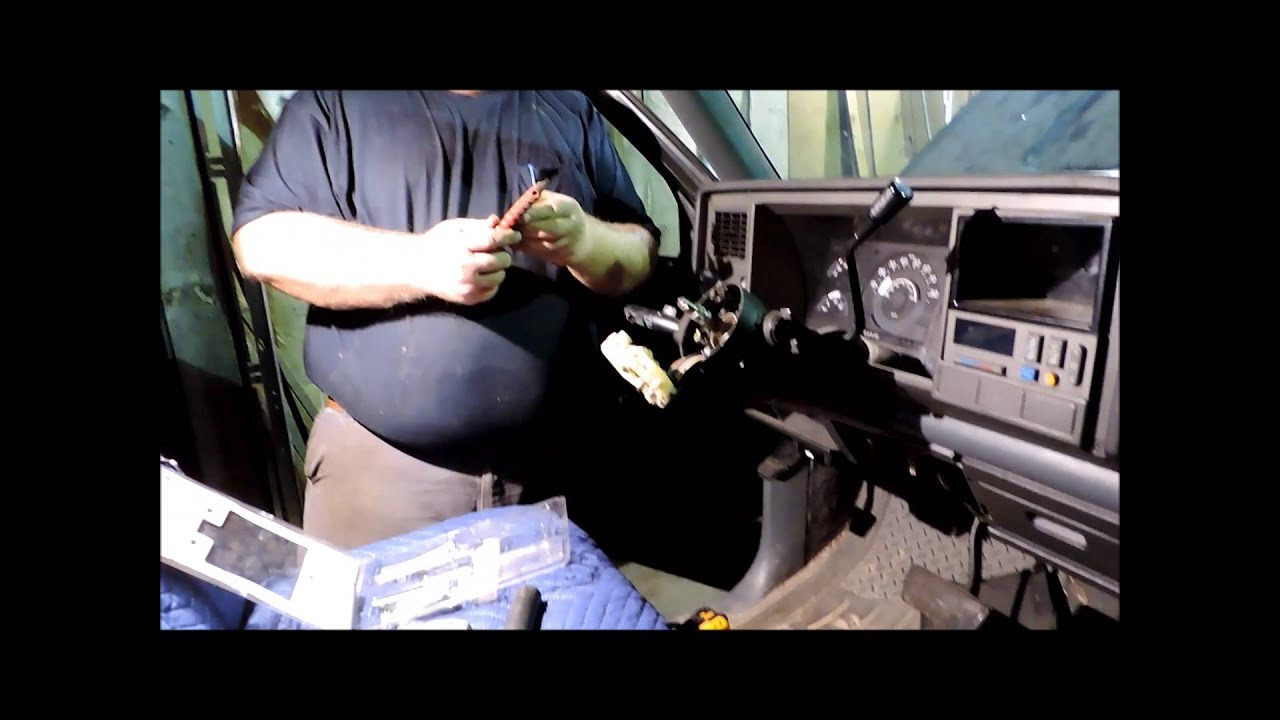 medium resolution of gm tilt steering column repair