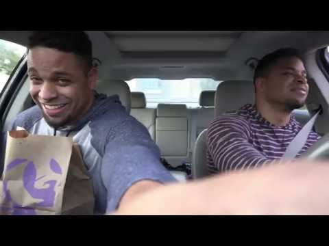 Tasting Items On Taco Bell's Dollar Menu @hodgetwins
