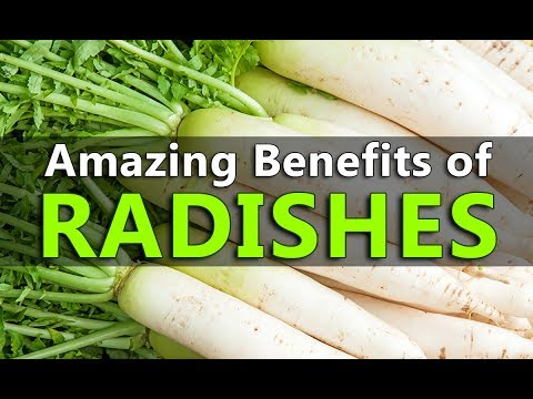 Top 10 Benefits of Radishes Best Health and Beauty Tips Amazing Uses of Radishes