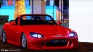 Gta San Andreas Honda s2000 Modu