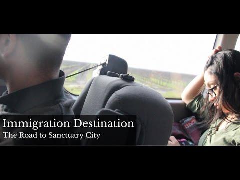 Immigration Destination: The Road to Sanctuary City (Long Beach, Sacramento, California)