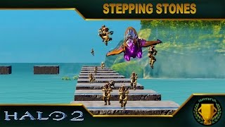 Halo 2 Custom Game : Stepping Stones