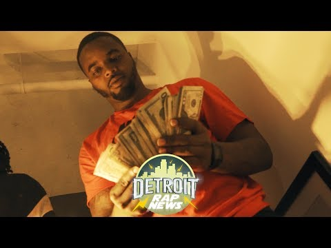 "Fresh X Bo Bandz – ""Get Paid"" DetroitRapNews Exclusive (Official Video)"