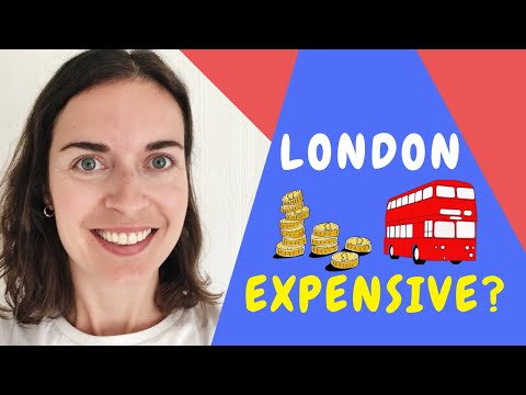 How Much Does It Cost To Live In London? Is London Expensive?