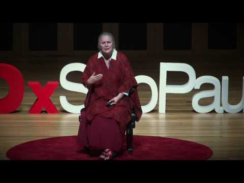 On compassion and cups of tea | Lama Tsering Everest | TEDxSaoPaulo