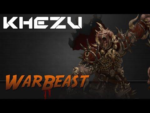 KheZu - Offlane Warbeast Educational