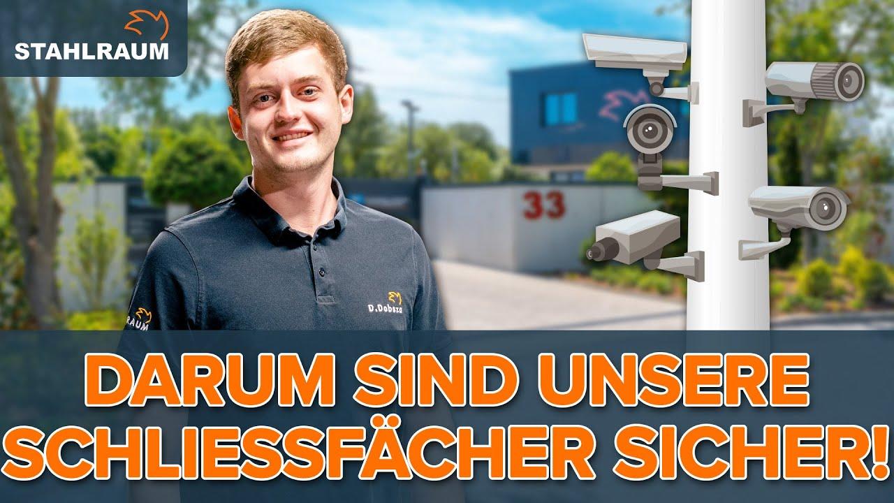 STAHLRAUM GmbH - Warum ein Schließfach bei uns?