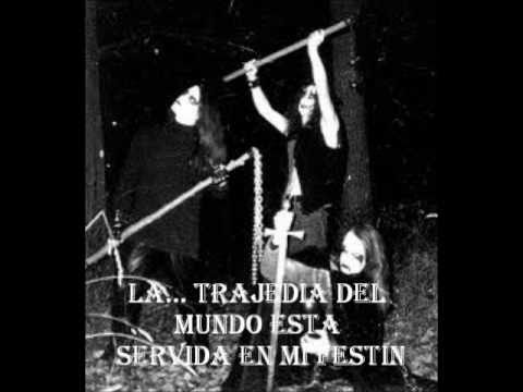 Black Spell of Destruction-Nargaroth (Subtitulada)