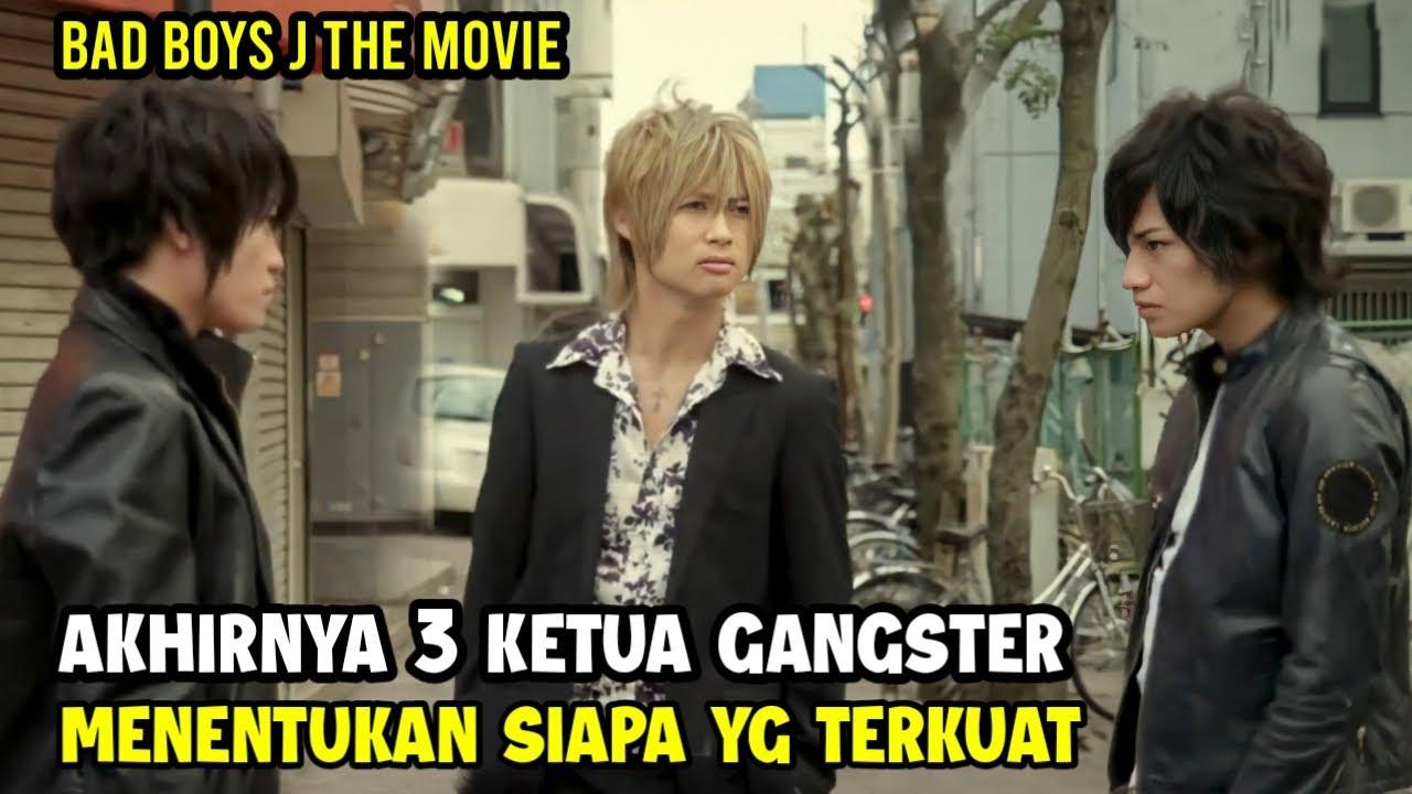 Download MUNCULNYA GANGSTER LAIN YG INGIN MEREBUT TEMPAT TERATAS HIROSHIMA - Alur  Film BAD BOYS J THE MOVIE