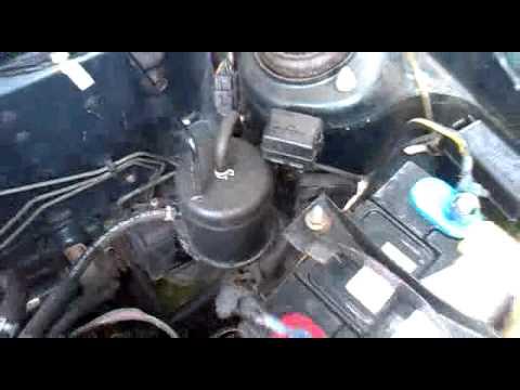 Mazda 121 Engine And Inspection Youtube