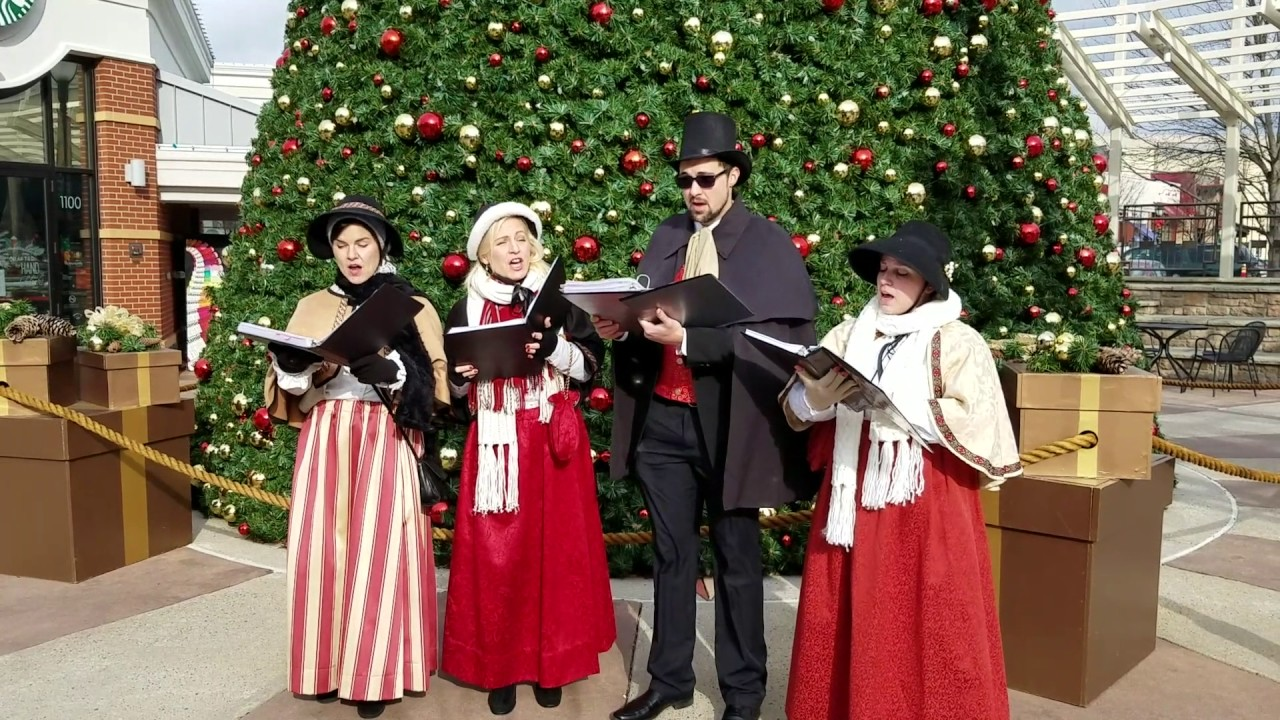 allentown christmas carolers for hire olde towne carolers