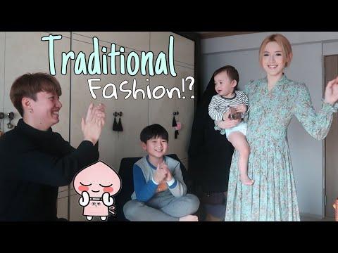 Husband and cousin rates My Korean Fashion Haul