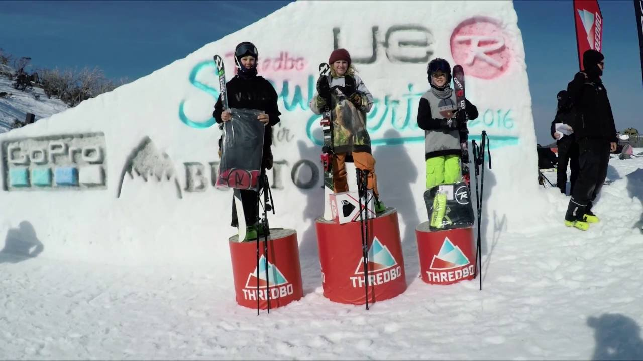 Thredbo Snow Series Big Air 2016
