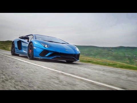 Тестостерон Lamborghini Aventador S (₽28 млн.). Цареградцев RDS