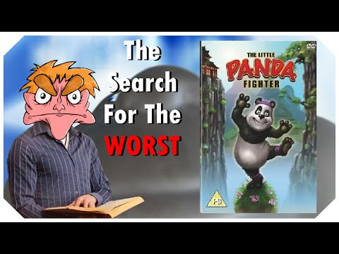 The Little Panda Fighter - The Search For The Worst - IHE