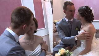 Свадебный видеоролик Красотка ты моя