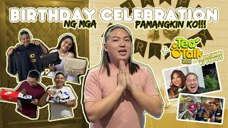 Birthday ng mga Pamangkin + Unplanned Visit sa Tea Talk - Laguna!!!