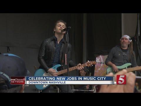 Warner Music Group Celebrates New Headquarters