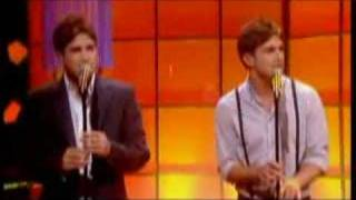 RyanDan - Like The Sun live on Loose Women