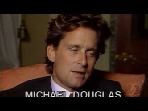 Michael Douglas Interview