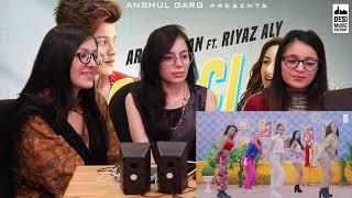 GUCCI - Aroob Khan ft. Riyaz Aly | Kaptaan | MixSingh | Anshul Garg | Pakistan Reaction