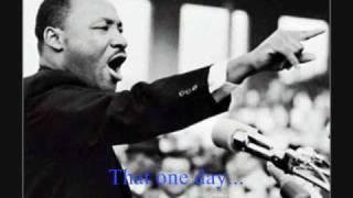 """I have a Dream"" - Common ft. Will.I.Am. [with Lyrics] Dream America in Context"