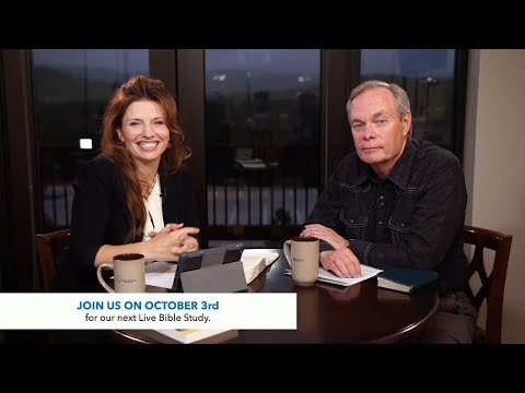 Andrew's Live Bible Study Sept 26, 2017