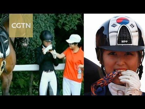 South Korea political scandal: Daughter of Park
