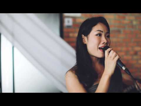 L.O.V.E. (Cover) - SoulMade - Wedding Live Band @ Happy Fish (Malaysia)