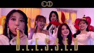 EXID「B.L.E.S.S.E.D」MV(2020/8/19 RELEASE)