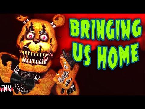 "FNAF SONG ""Bringing Us Home"" (ANIMATED) II"