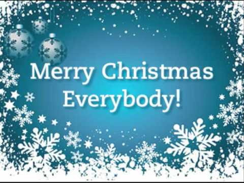 Slade - Merry Christmas Everybody + Lyrics - YouTube