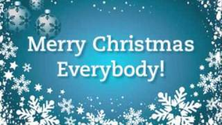 Slade - Merry Christmas Everybody + Lyrics