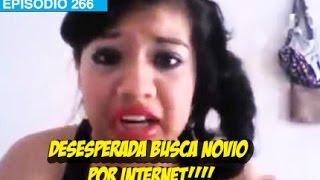 Chica Busca Novio por internet!