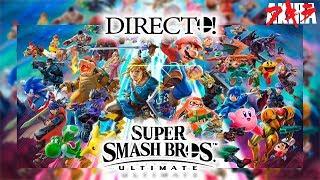 Miércoles Smash: Jugando Combates Online a Super Smash Bros. Ultimate de Nintendo Switch con Subs!!!