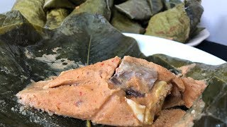 How to make the perfect Moi Moi (Leaf Moi Moi) Elewe at home