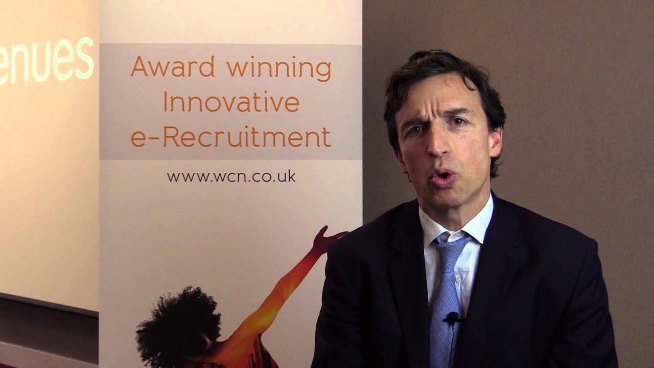 Charles Hipps, CEO, WCN - A Vision for Campus Recruitment