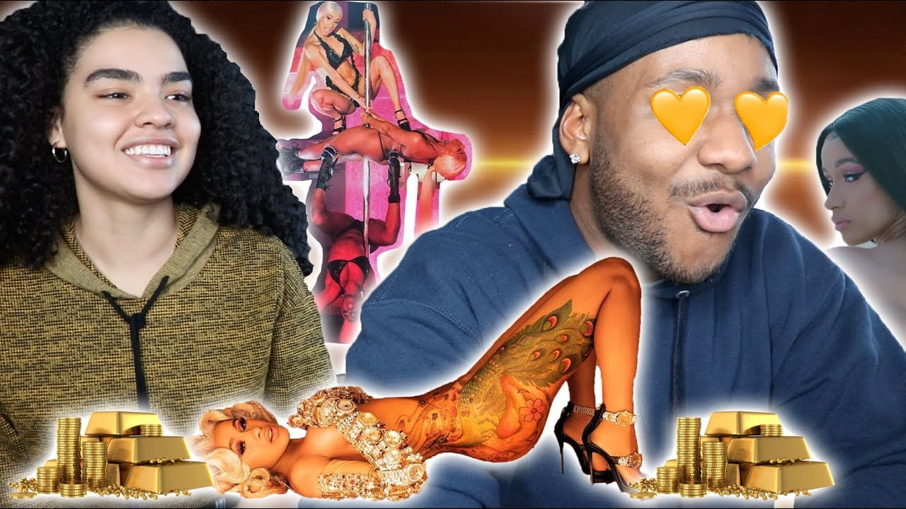Cardi B - Money [Official Music Video] Reaction - YouTube