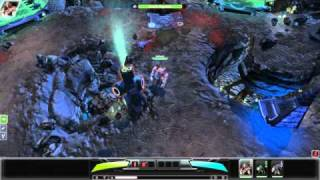 Dark spore beta gameplay PC