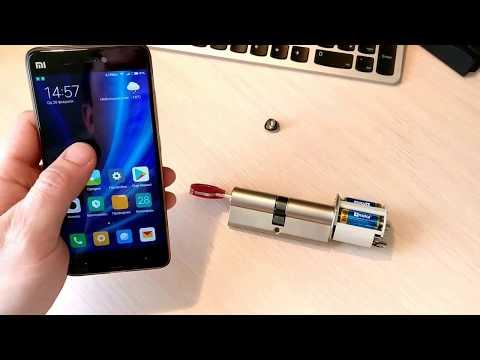 Подключение и настройка умного замка Xiaomi