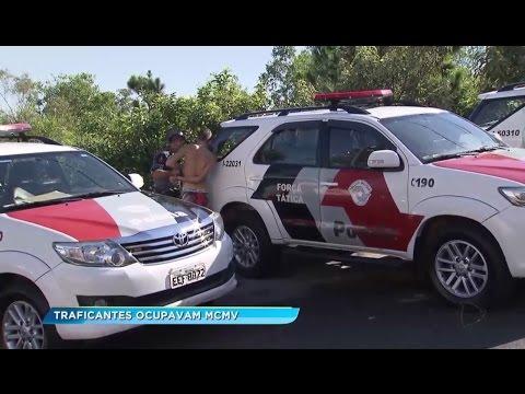 Votorantim: operação da polícia militar prende quadrilha de traficantes
