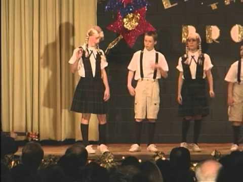 Sound Of Music - 2004 West School Lip Sync Show