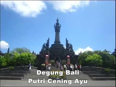 Degung Bali   Putri Cening Ayu