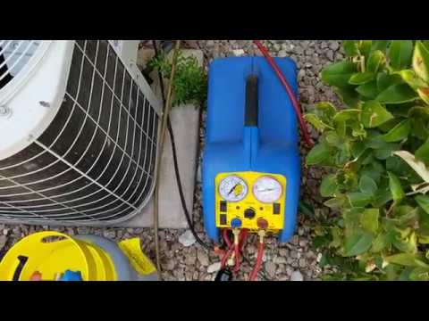 How To Recover Refrigerant Properly HVAC.