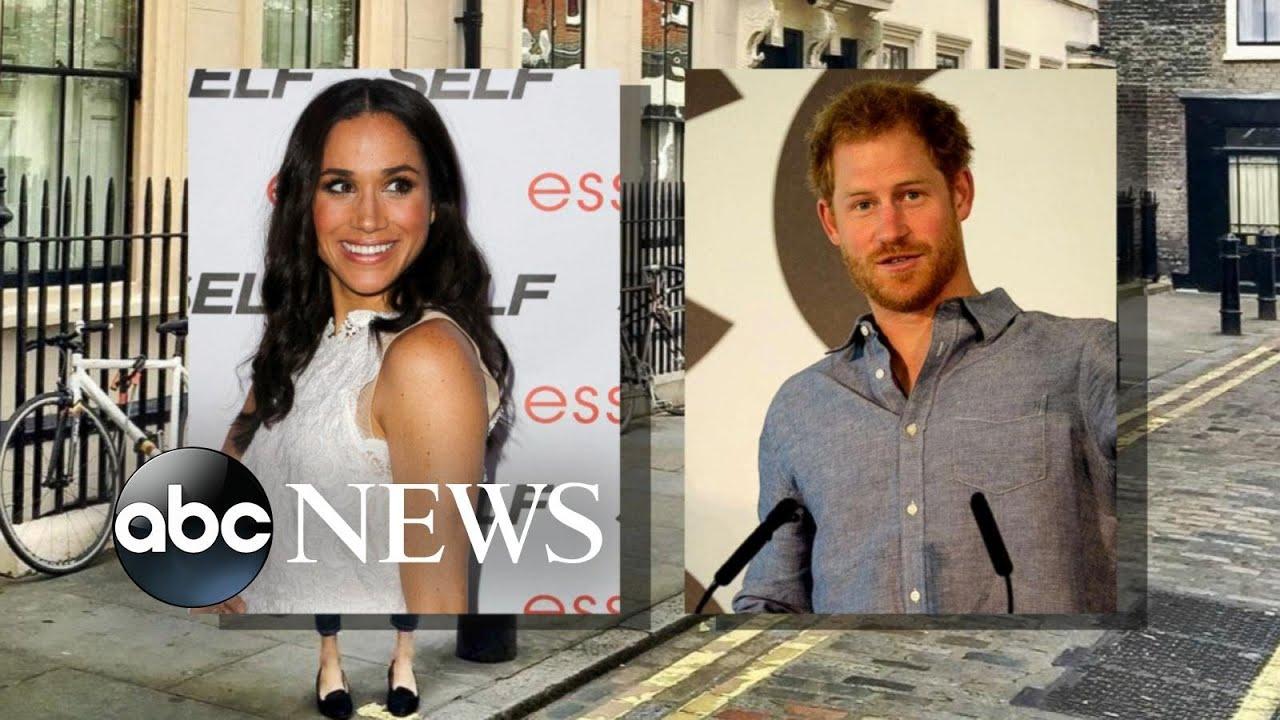 Prince Harry Romance: Who Is Meghan Markle? - YouTube