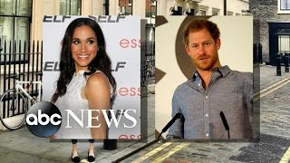 Meghan Markle Spotted For First Time Since Prince Harry Romance Rumors