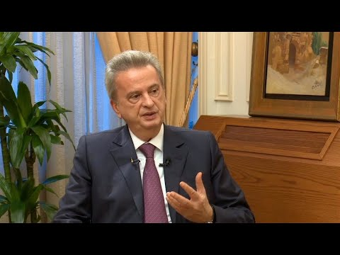 Lebanese central bank governor discusses country's financial crisis