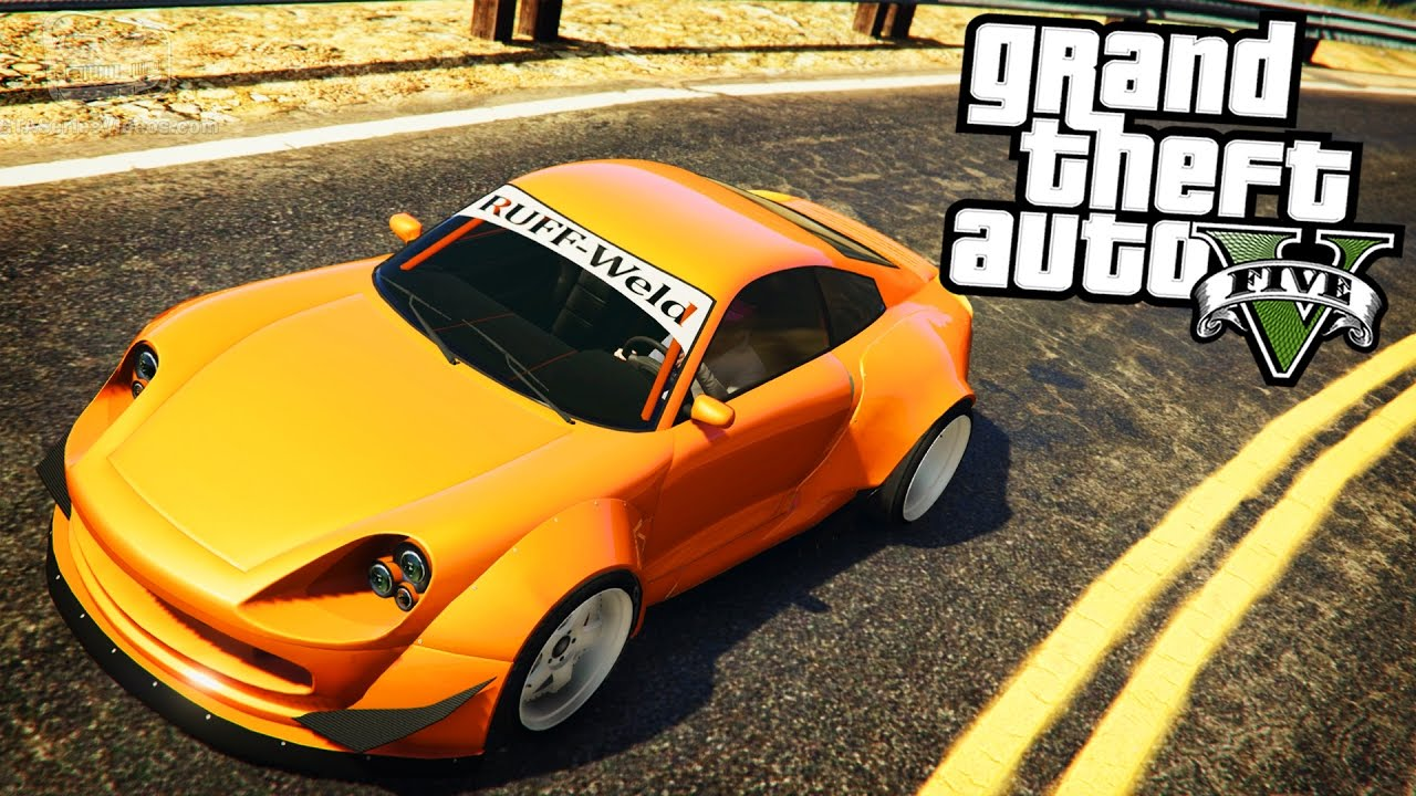 GTA 5 Car Mods #9 - Bentley Continental GT, McLaren MSO HS and More [Mod  Showcase]